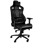 Noblechairs Epic Cuir Nappa (noir)