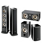 Focal Pack 5.0 Aria 936 Black High Gloss