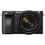 Sony Alpha 6500 + Objectif 18-135 mm