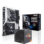 ASUS PRIME X470-PRO + AMD Ryzen 5 2600