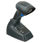Datalogic QuickScan Q2131 (color negro) + soporte + cable USB