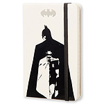 Moleskine Batman Ruled Pocket Blanc