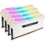 Corsair Vengeance RGB PRO Series 64 Go (4x 16 Go) DDR4 3600 MHz CL18