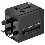 Port Connect World Travel Adapter
