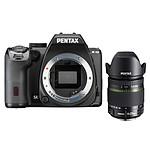 Pentax K-S2 Noir + Objectif 18-270 mm