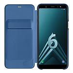 Samsung Flip Wallet Azul Galaxy A6+ 2018