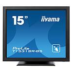 "iiyama 15"" LCD Tactile Résistive - ProLite T1531SR-B5"