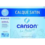 Canson Satin bolsa de rastreo 90g A4
