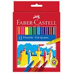 Faber-Castell Feutres Scolaires Château