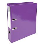 Exacompta Iderama Classeur à levier 70mm Violet