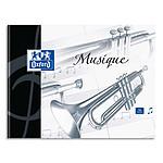 Oxford Essential Music Notebook 48 páginas 17 x 22 cm Seyès