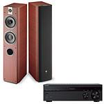 Sony STR-DH190 + Focal Chorus 716 Rosewood