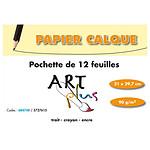 Art Plus Pochette calque 90g A4