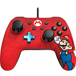 PowerA Nintendo Switch Wired Controller - Mario