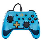 PowerA Nintendo Switch Chrome Wired Controller - The Legend of Zelda