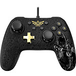 PowerA Nintendo Switch Wired Controller Plus - Zelda : Breath of the Wild Edition