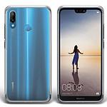 Akashi Coque TPU Transparente Huawei P20 Lite