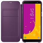 Samsung Flip Wallet Violet Galaxy J6 2018