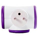 Watt&Co Triplite (púrpura)