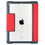 "STM Dux Plus iPad 9.7"" (2017 / 2018) Rojo"