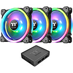 Thermaltake Riing Trio 12 LED RGB Radiator Fan
