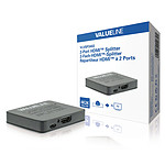 Valueline Splitter HDMI 2 ports