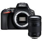 Nikon D5600 + Tamron 18-400mm f/3.5-6.3 Di II VC HLD