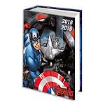 Agenda Avengers Shiled 2018/2019