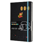 Moleskine Super Mario In Motion Large