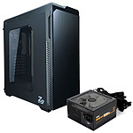 Zalman Z9 Neo Noir + LDLC EC-500 Quality Select 80PLUS Bronze