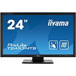 "iiyama 24"" LED Tactile - ProLite T2453MTS-B1"