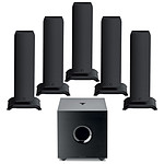 Focal Cub Evo + Sib XL Jet Black (par 5)