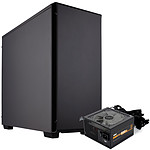 Corsair Carbide 270R + LDLC EC-500 Quality Select 80PLUS Bronze