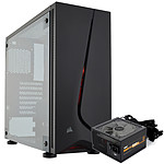 Corsair Carbide SPEC-05 Noir + LDLC EC-500 Quality Select 80PLUS Bronze