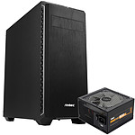 Antec P7 Silent + LDLC EC-500 Quality Select 80PLUS Bronze