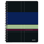 Leitz Executive Get Organised Cahier Spirale 160p A4 ligné