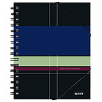 Leitz Executive Be Mobile Cahier Spirale 80p A5 ligné