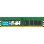Crucial DDR4 16 Go (1 x 16 Go) 2933 MHz ECC Registered CL21 DR X8