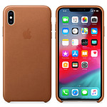 Apple Coque en cuir Havana Apple iPhone Xs Max