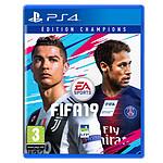 FIFA 19 - Edición de Campeones (PS4)