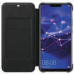 Huawei Wallet Flip Negro Huawei Mate 20 Lite