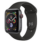 Apple Watch Series 4 GPS + Celular Aluminio Sport Gris Negro 44 mm