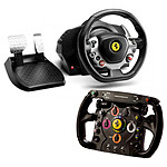 Thrustmaster TX Racing Wheel Ferrari 458 Italia Edition + Ferrari F1 Wheel Add-On