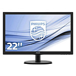 "Philips 21.5"" LED - 223V5LHSB"