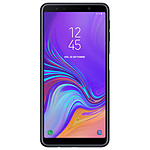 Samsung Galaxy A7 2018 Noir - Reconditionné