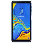 Samsung Galaxy A7 2018 Bleu - Reconditionné