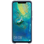 Huawei Silicone Case Azul Mate 20 Pro