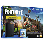 Sony PlayStation 4 (500GB) Negro + Fortnite