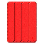"Akashi Etui Folio iPad 2018 9.7"" Rouge"