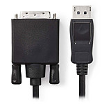 Nedis DisplayPort cable macho a DVI-D macho (1 m)